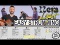 "Lagu John Mayer - ""New Light"" EASY ACOUSTIC Open Chords Guitar LessonPlay Along (tutorial)"