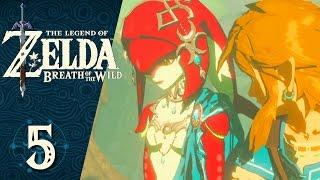 Zelda Breath of the Wild #5 FR - La Prodige Zora