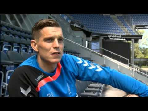 Daniel Agger talks about Steven Gerrard as a footballer and person