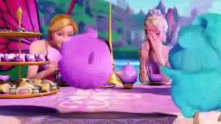 Barbie: Mariposa  the Fairy Princess - Bloopers / Outtakes (English) - barbie movie