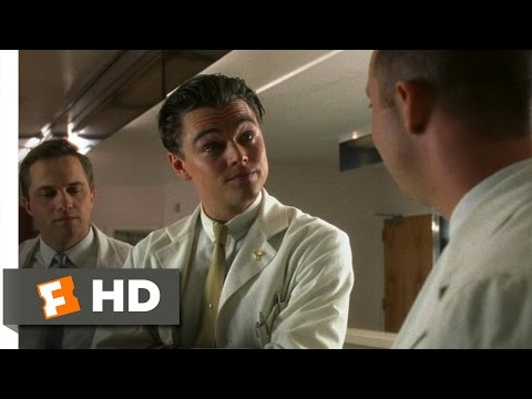Catch Me If You Can (8/10) Movie CLIP - Do You Concur? (2002) HD