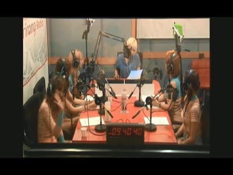 150723 밍스(Minx) @Arirang radio Sound K