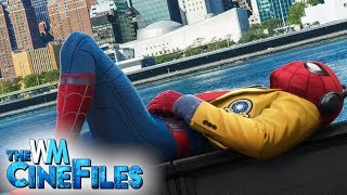 Tom Holland LEAKS News of Spider-Man: Homecoming TRILOGY – The CineFiles Ep. 25