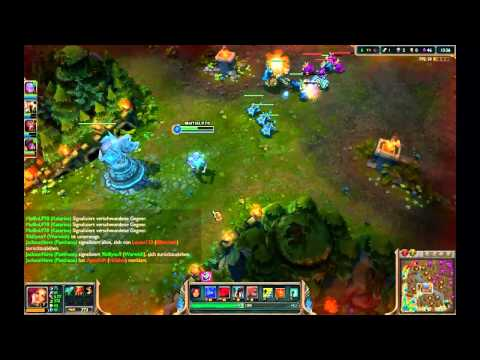 Lets Play League Of Legends [deutsch Hd] #8 Kata Mid [ich Hasse Fizz] video