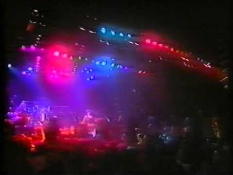 New Model Army Live @ The Town &amp; Country Club 24th Nov 1988