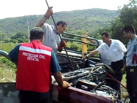 ACCIDENTE AUTOMOVILISTICO EN EL RINCON NAYARIT