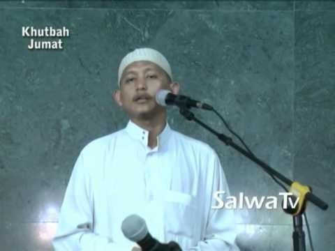 Khutbah Jum'at Jihad Melawan Setan - Ustadz Badrusalam,Lc