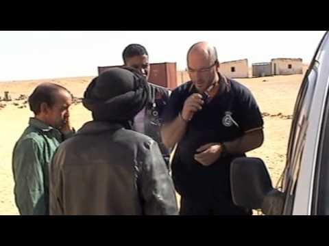 Instalacion Emisoras Hospitales Sahara 2010