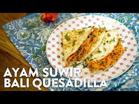 Resep Ayam Suwir Bali Quesadilla | MUDAH & MURAH #26