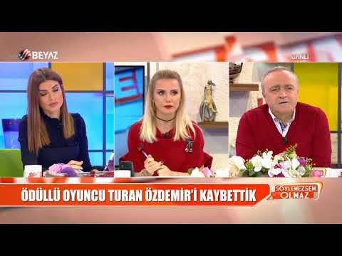 Ünlü oyuncu Turan Özdemir hayatını kaybetti