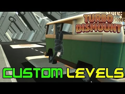 We Play: Turbo Dismount (PC) - Custom Levels - Part 11 ...