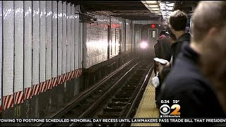 MTA Planning Improvements To Speed Up Service On Several Subway Lines