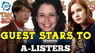 5 Special Guest Stars Who Has Appeared in That 70's Show   The Rock, Jenna Fischer and More