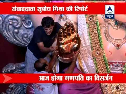 Mumbai: Closer look at 'Mumbaicha Raja' in Ganesh Galli