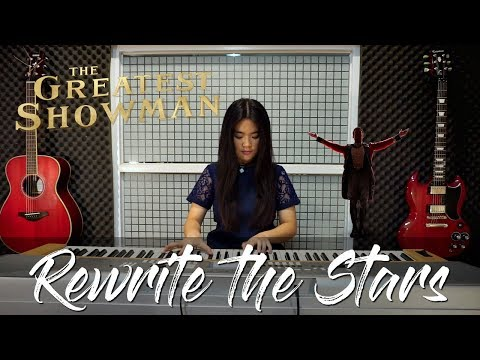 (The Greatest Showman OST) Rewrite the Stars - Josephine Alexandra | Piano Cover