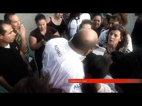 Visita a las colonias de Guadalajara | 1ra. parte