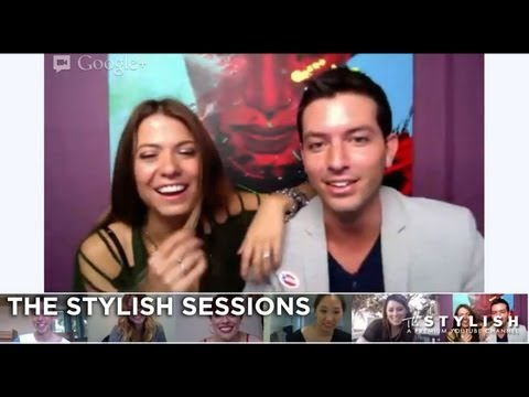 THE STYLISH SESSIONS 11/6 LIVE GOOGLE HANGOUT!