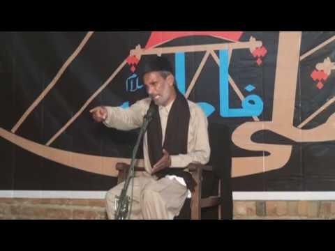 Molana Ghulam Qamar Ansari 5th Muharram 2018