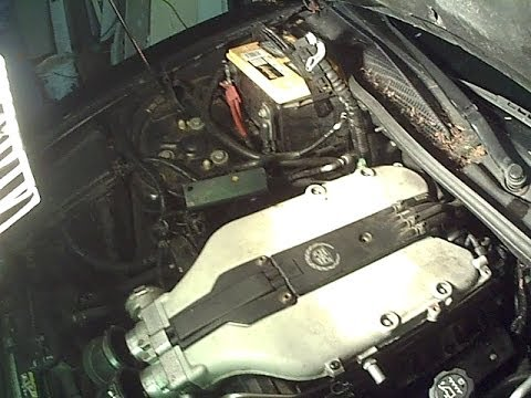 on 2006 Cadillac Cts Engine Removal