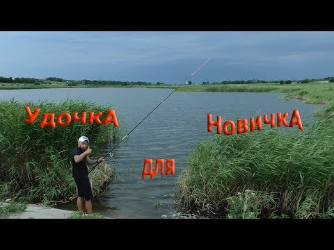 поплавковая рыбалка для начинающего