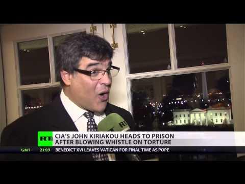 Countdown to freedom: CIA whistleblower John Kiriakou begins jail sentence