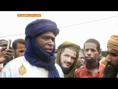 Al Jazeera's exclusive report from Timbuktu