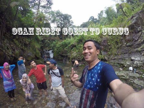 Ogah Ribet Goes To Bogor, Curug Balong Endah, Curug Kondang