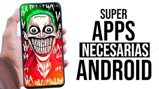 Apps Android Que DEBES Descargar sin PENSARLO 2019 🏆 IMPRESIONA A TUS AMIGOS