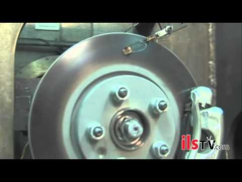 New technology prevents car brake rotors from rusting