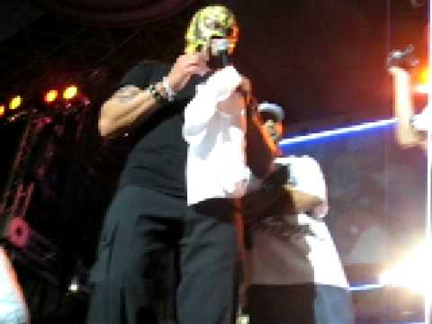 Wwe Reymysterio Show Tensports Wid Mc Sid. video
