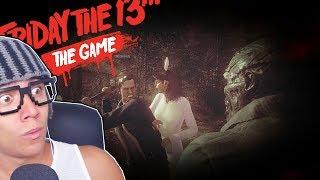 COMO MATAR O JASON - Friday the 13th the Game