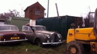 Scrap Rolls Royce