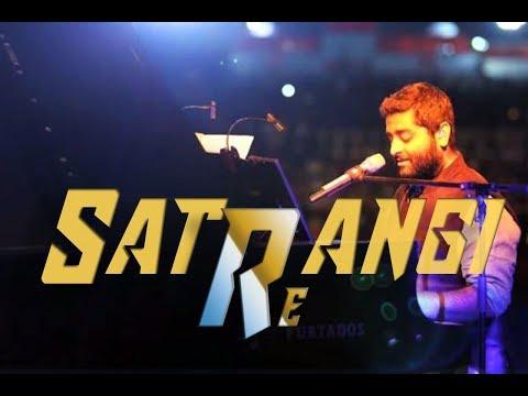 download lagu Satrangi Re - Live  Arijit Singh  Wrong gratis