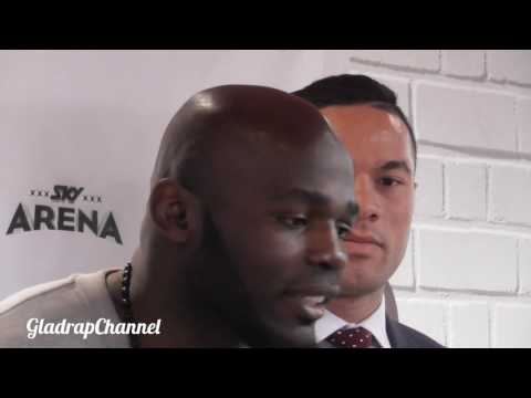 Pre-Fight media conference with Joseph Parker & Carlos Takam