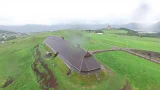 Lofoten Norway - Amazing Vikinghouse, Viking ship and marked at Lofoten vikingfestival 2015 .