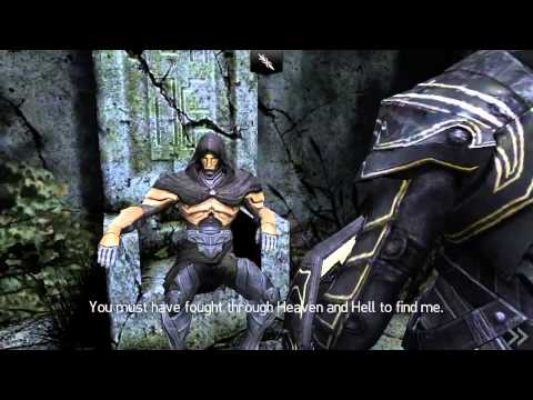 [HD] Infinity Blade II Ryth/Thane/Radriar Kill + One Ending