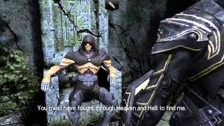 [HD] Infinity Blade II Ryth/Thane/Radriar Kill + One Ending