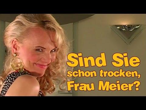 Friseuse Claudia - Ein Unfallverhütungsfilm