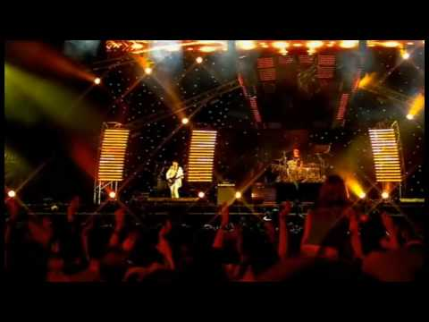 Muse - Starlight live @ Isle of Wight 2007 [HD]