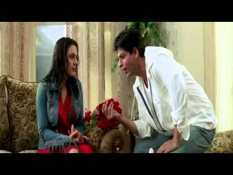 Shahrukh Khan And Preity Zinta in Kal Ho Na Ho | Dialogue Ki...