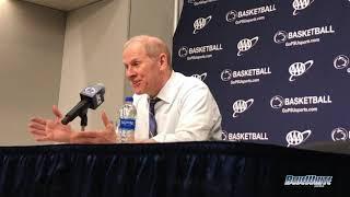 Penn State Nittany Lions Basketball: John Beilein postgame
