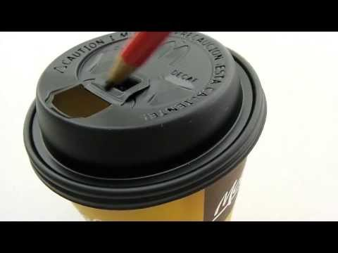 McDonald's Coffee: Lid Design Flaw