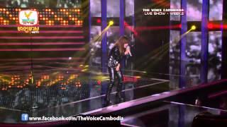 The Voice Cambodia - Live Show 2 - ចង់បានស្នេហ៍ស្មោះពីមនុស្សក្បត់ - សូ វណ្ណនីតា