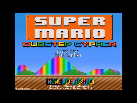 Super Mario Glitch-hop & Dubstep Remix video