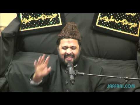 Maulana Rizwan Haider Muharram Majlis 12:7:2014