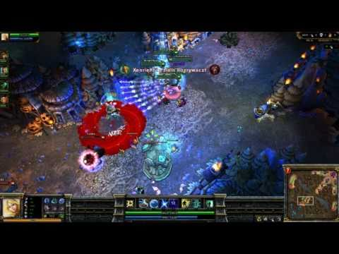 League of Legends Ownage Montage #4 [HD]