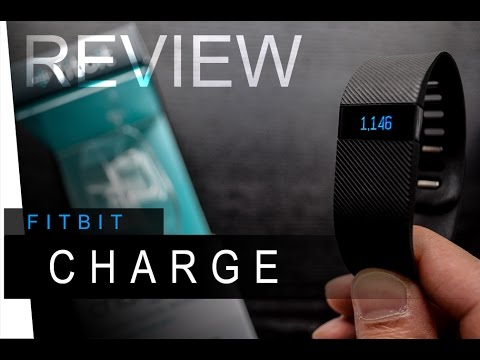 Fitbit Charge - REVIEW