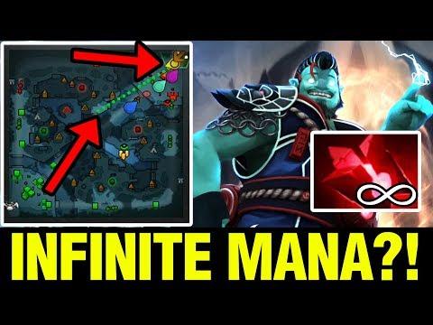 INFINITE MANA - Noctis Plays Storm Spirit - Dota 2