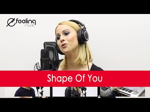 Feeling Music - Shape Of You (Cover)