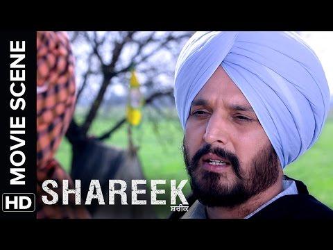 Jimmy Sheirgill gives a final warning to Mukul Dev   Shareek   Movie Scene